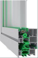 Ecofutural drzwi aluminiowe