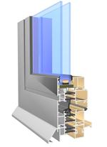 Imperial Standard drzwi aluminiowe zewnętrzne