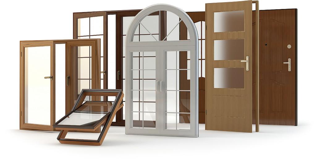 okna łukowe i drzwi zewnętrzne