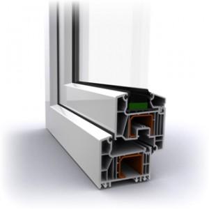 okno PCV foris 601